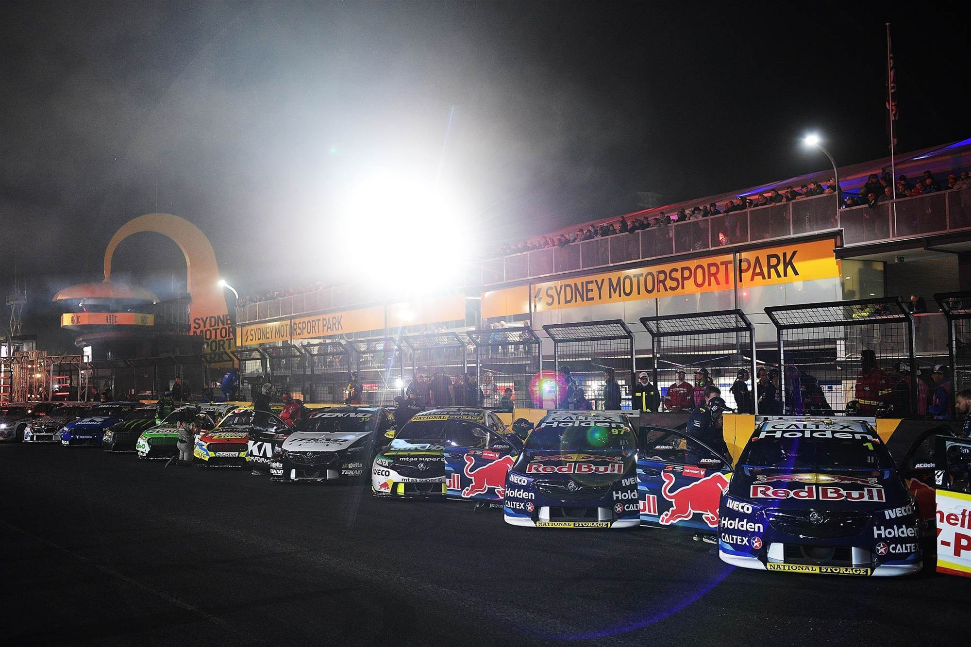 Sydney snubbed in Supercars calendar reshuffle