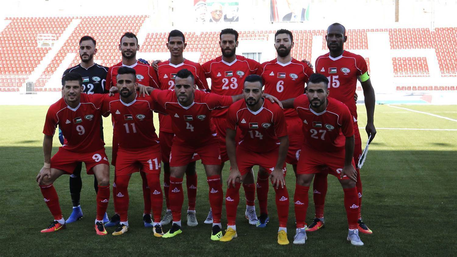 Palestine issue Asian Cup warning