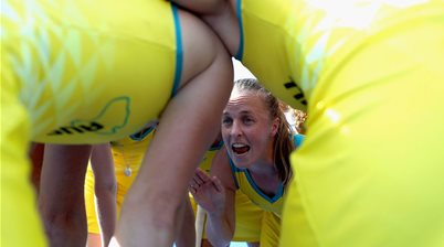 Hockeyroos still a chance for the final