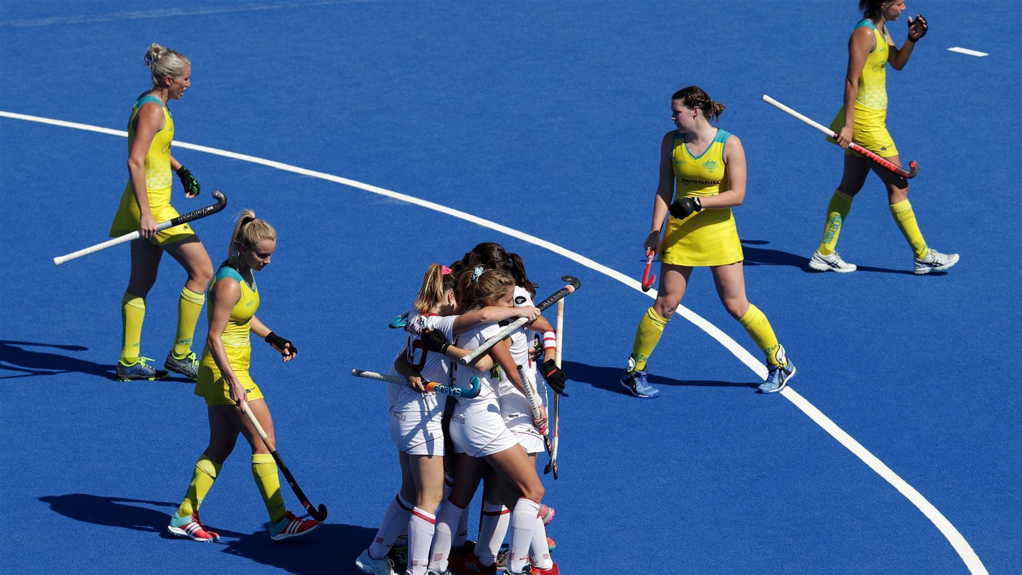 Hockeyroos finish fourth at World Cup