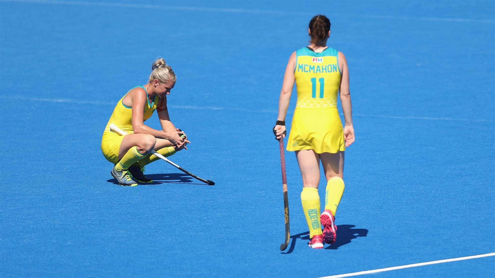 Dutch end Hockeyroos winning streak
