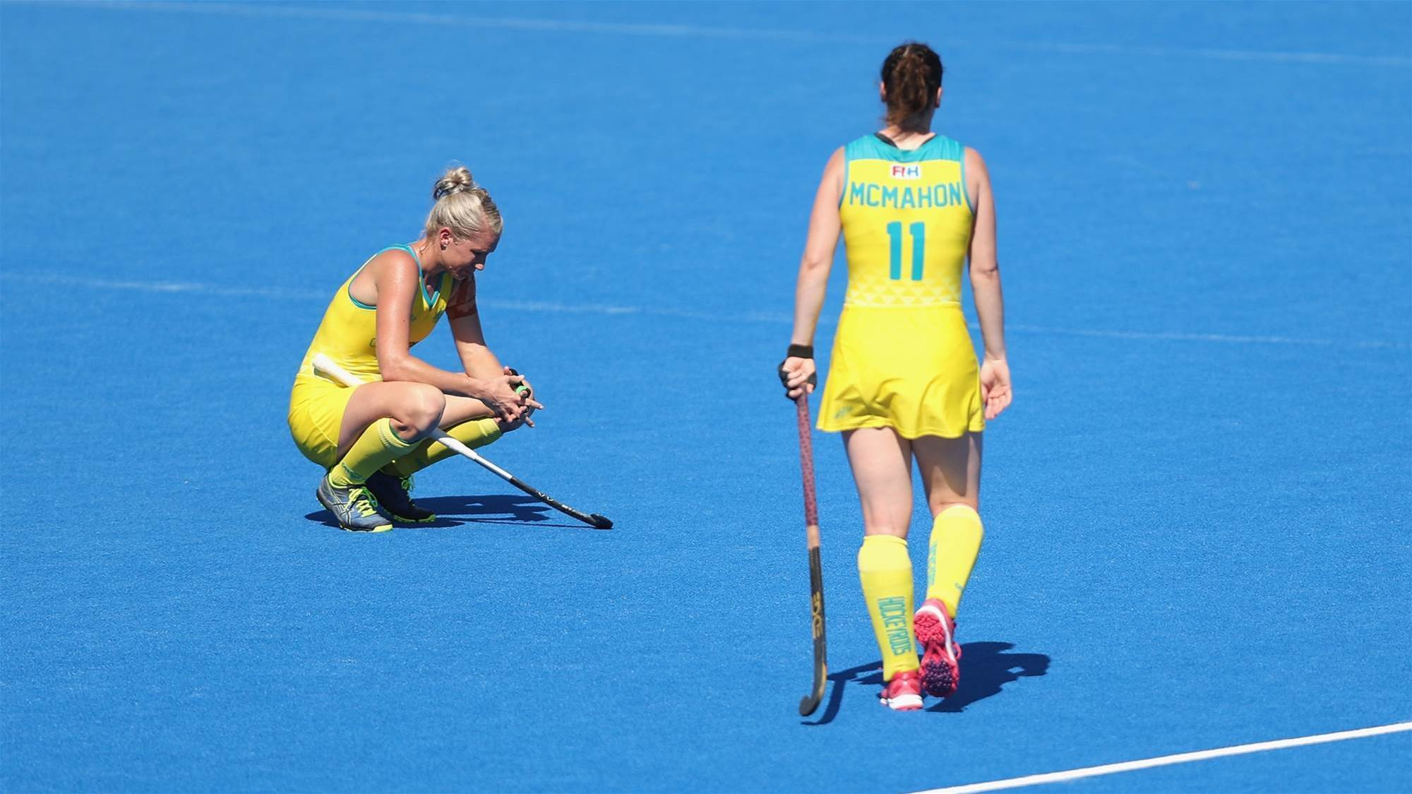 Hockeyroos Proud of World Cup Growth
