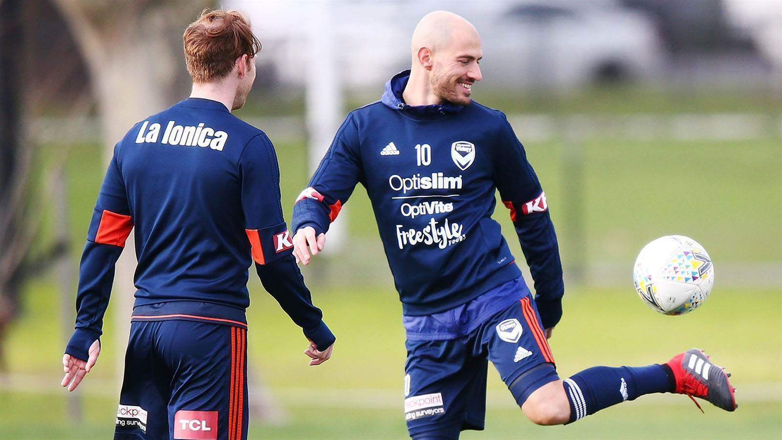 Troisi: The A-League needs more Hondas