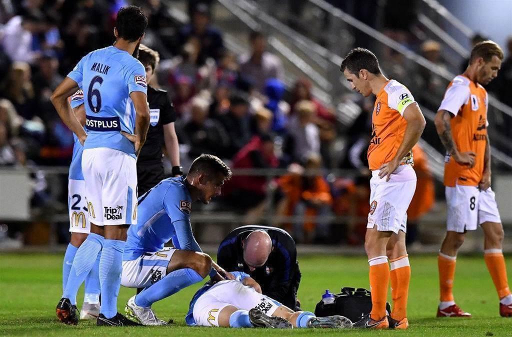 Luke Brattan serious injury concern
