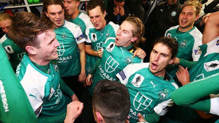 FFA Cup: Last 16 finalised