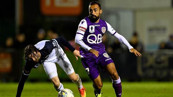 Perth Glory confirms marquee man as skipper