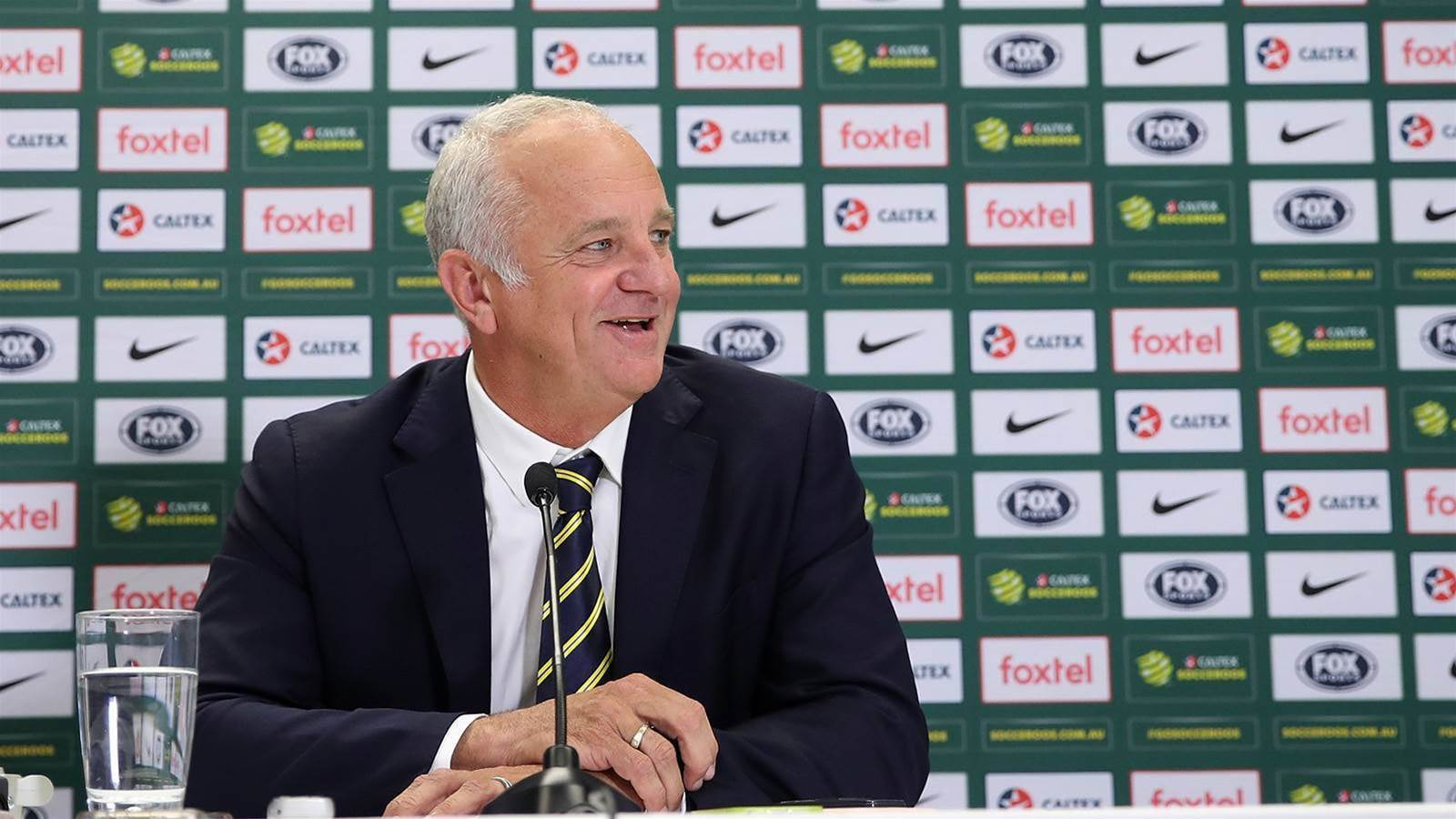 The Young And The Brave - Graham Arnold's masterplan