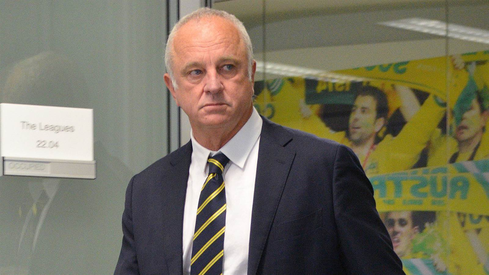 Arnie: Aussie youth is open for business again...