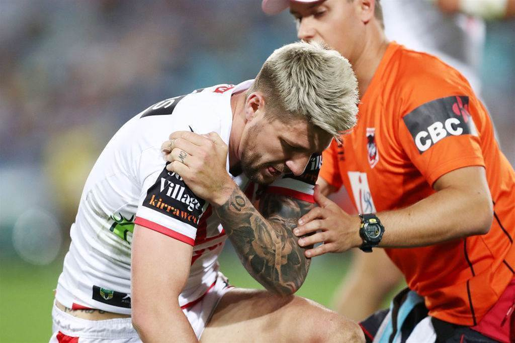 Widdop tipped for finals return