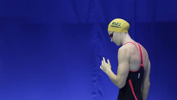 Cate Campbell reveals melanoma scare
