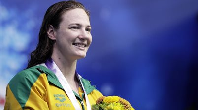 Cate Campbell pens letter to critics