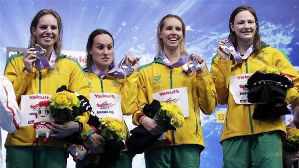 Australia on track for Tokyo 2020