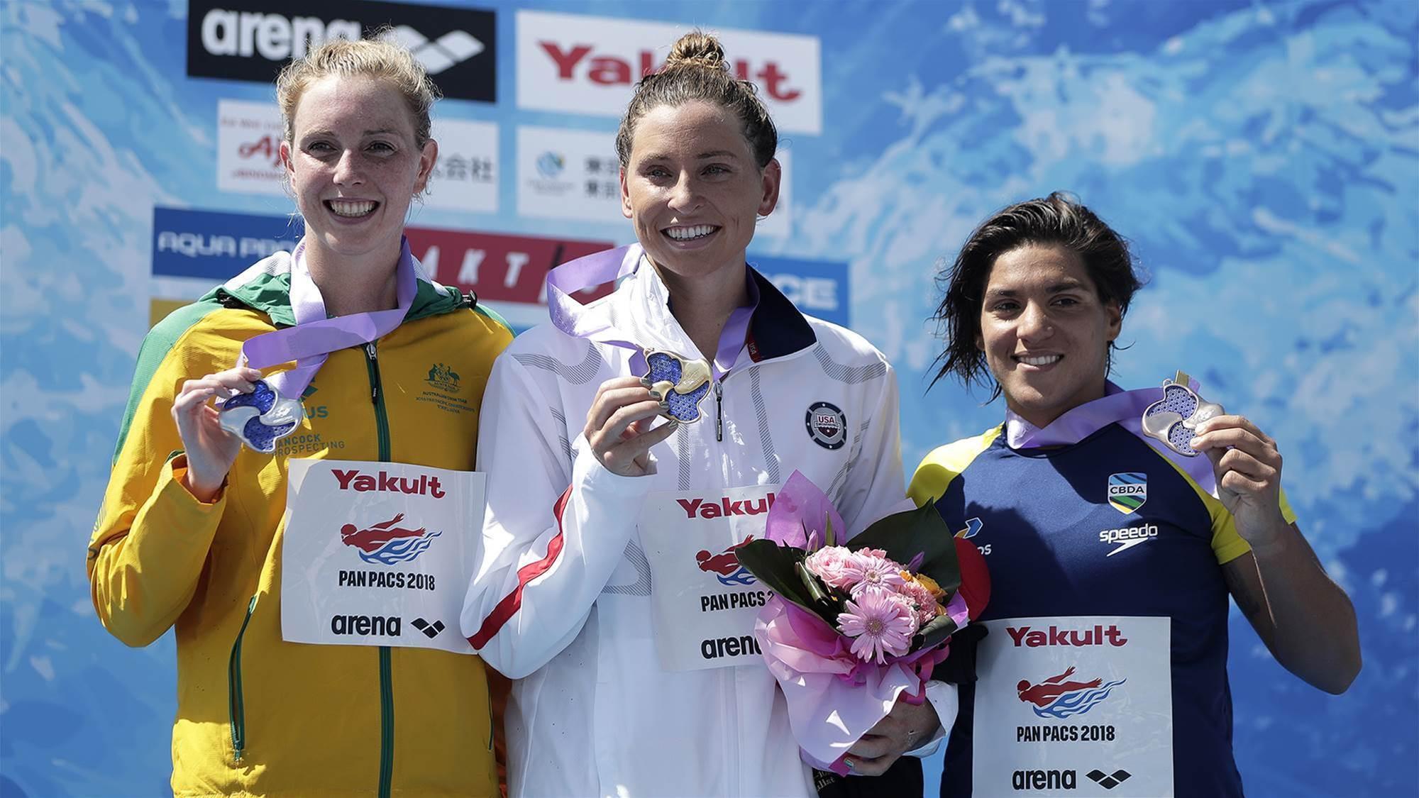 Lee brings home silver in best international performance