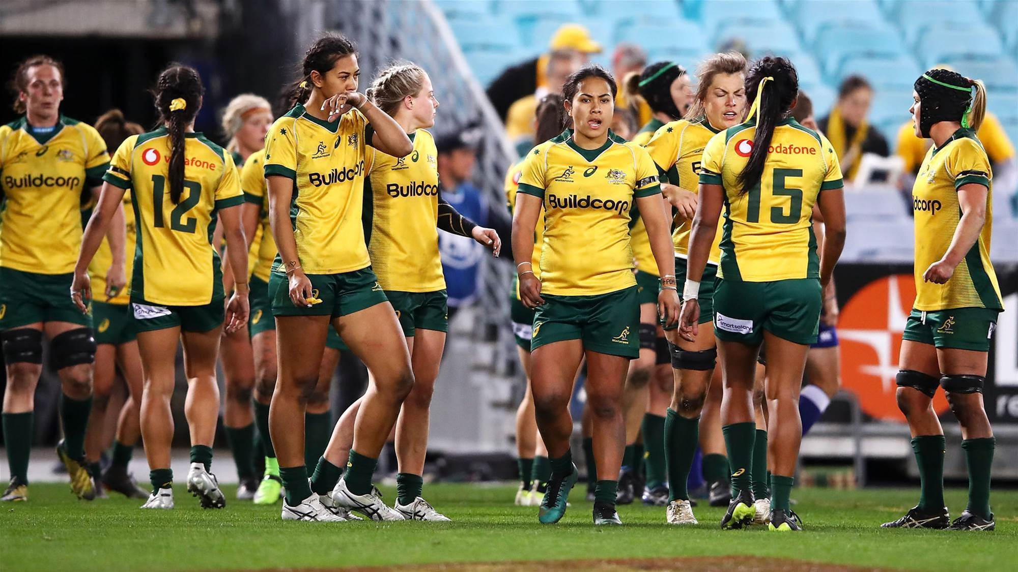 Wallaroos two additional Tests in 2019
