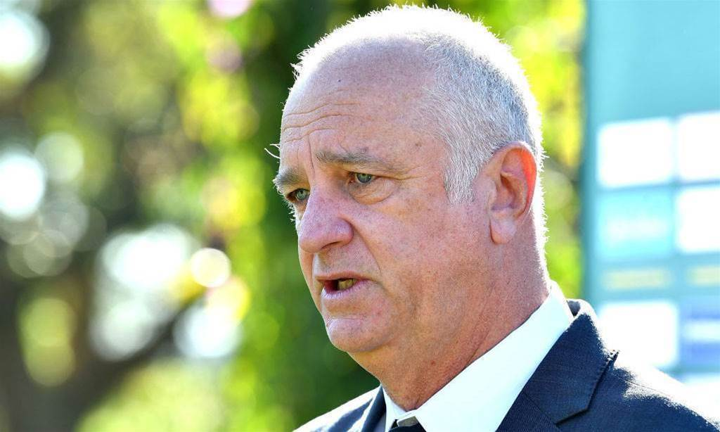 Graham Arnold's charm offensive begins with Celtic boss