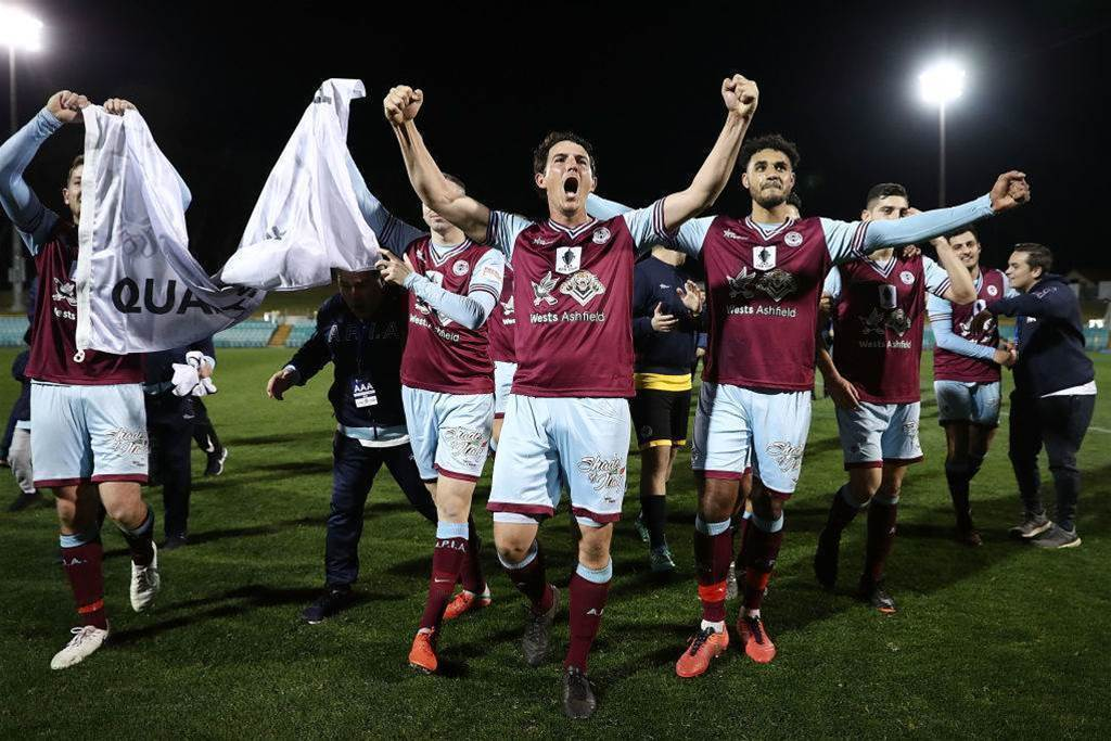 Boilover! APIA slay Melbourne Victory