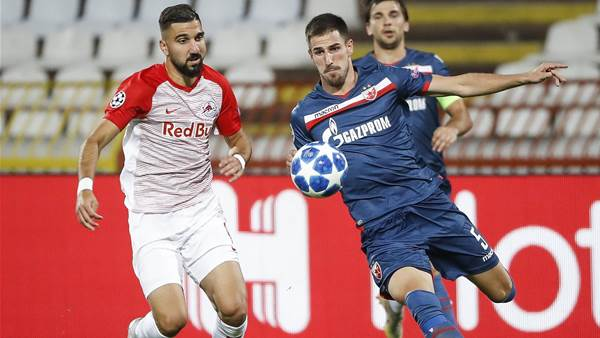 Degenek's Red Star clinches Champions League spot with comeback win