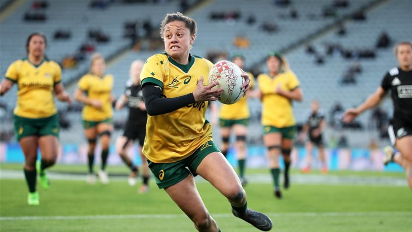 Japan test ideal preparation for Wallaroos