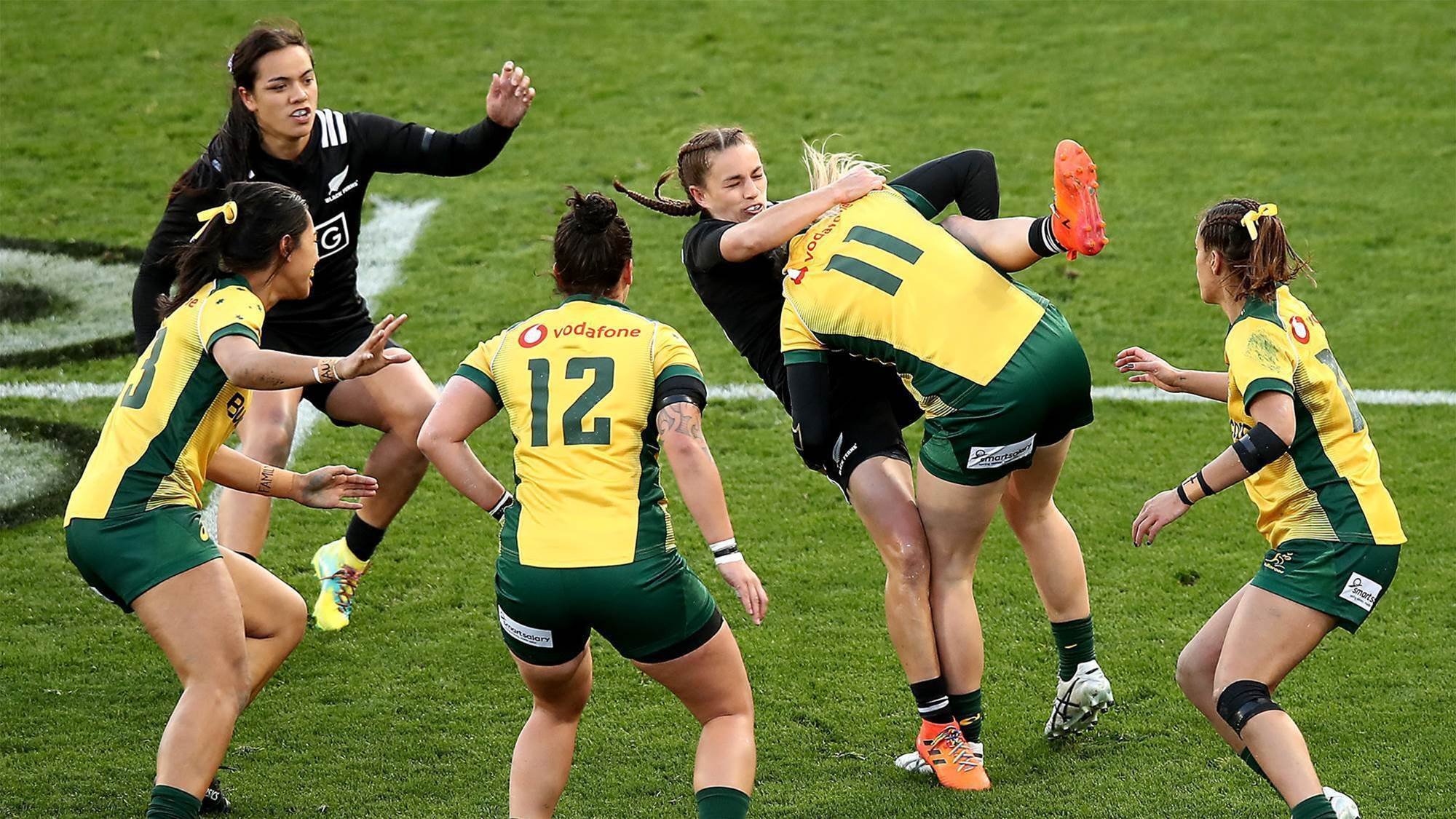 Wallaroos name 16 uncapped players in extended squad