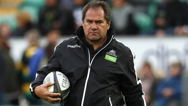 'Massive coup' as Kiwi to coach Wallabies