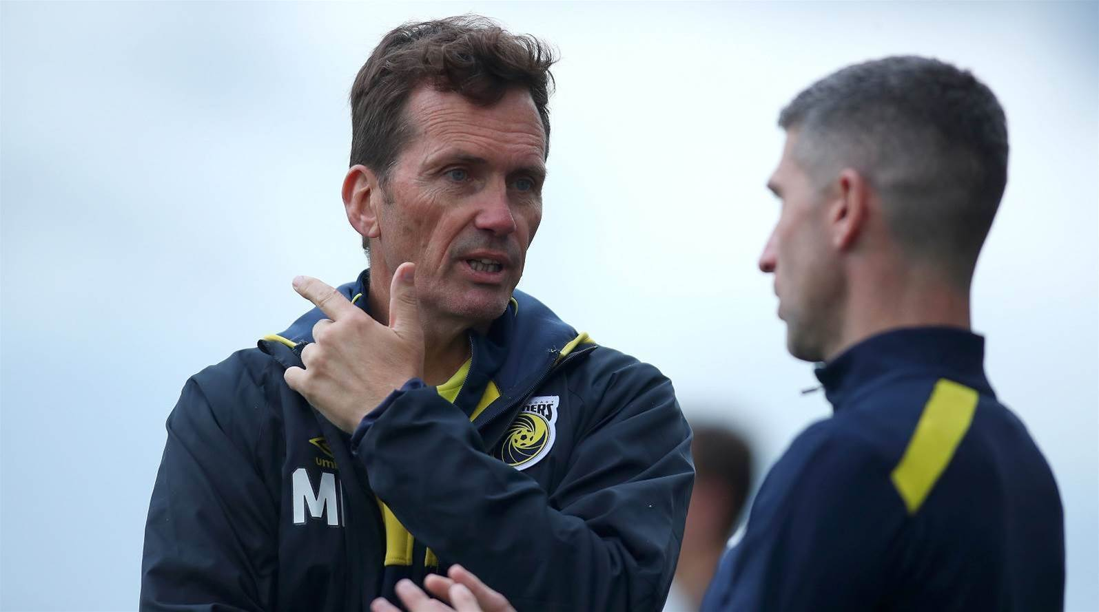 Mulvey: We don't talk about that anymore