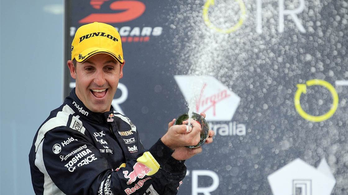 Whincup takes part team ownership of Triple Eight