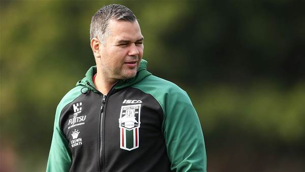Seibold tipped for shock Souths exit