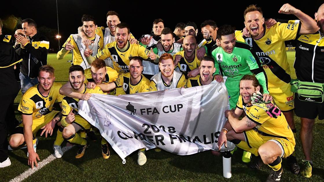 FFA Cup wrap: Heidelberg reach quarters again, Jets shot down