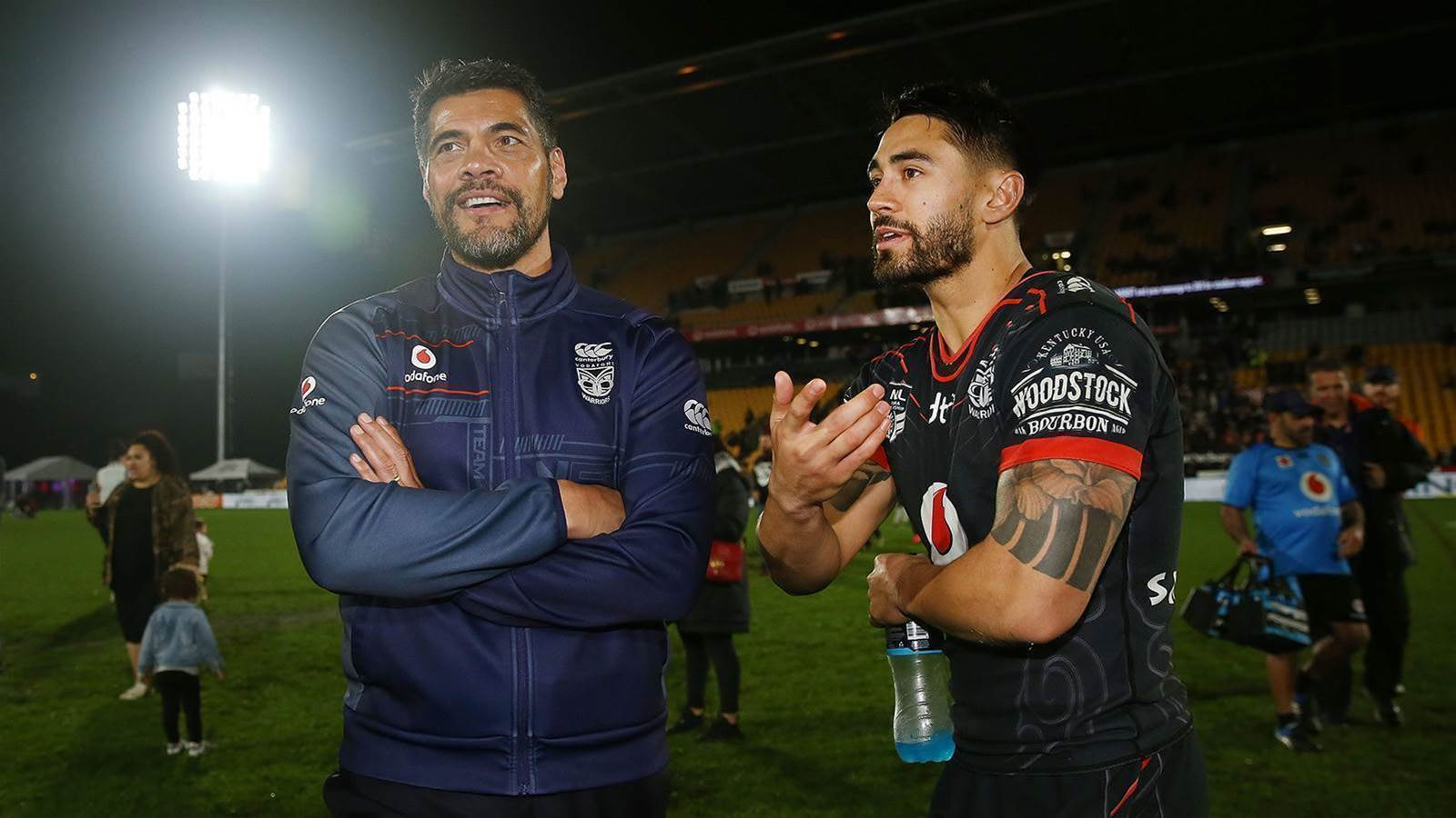 Kearney stunned by Johnson's comments