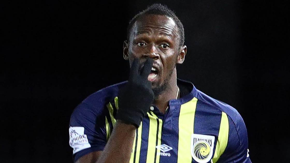 Bolt back for more to bolster new A-League club bid