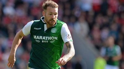 Socceroo-in-waiting Martin Boyle scores for rampant Hibs