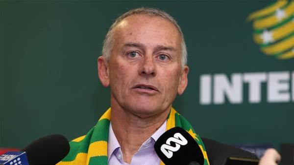Van Egmond moves on from Matildas