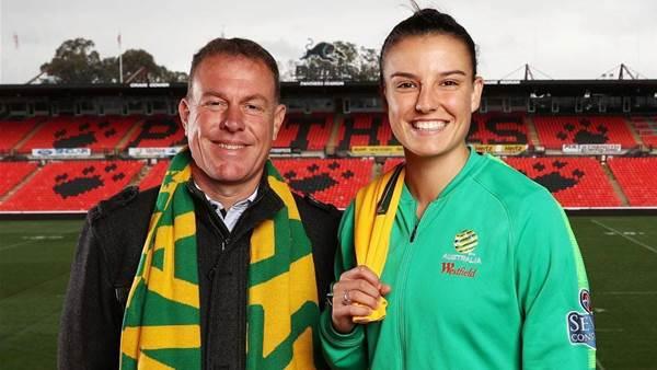 Matildas v England details revealed