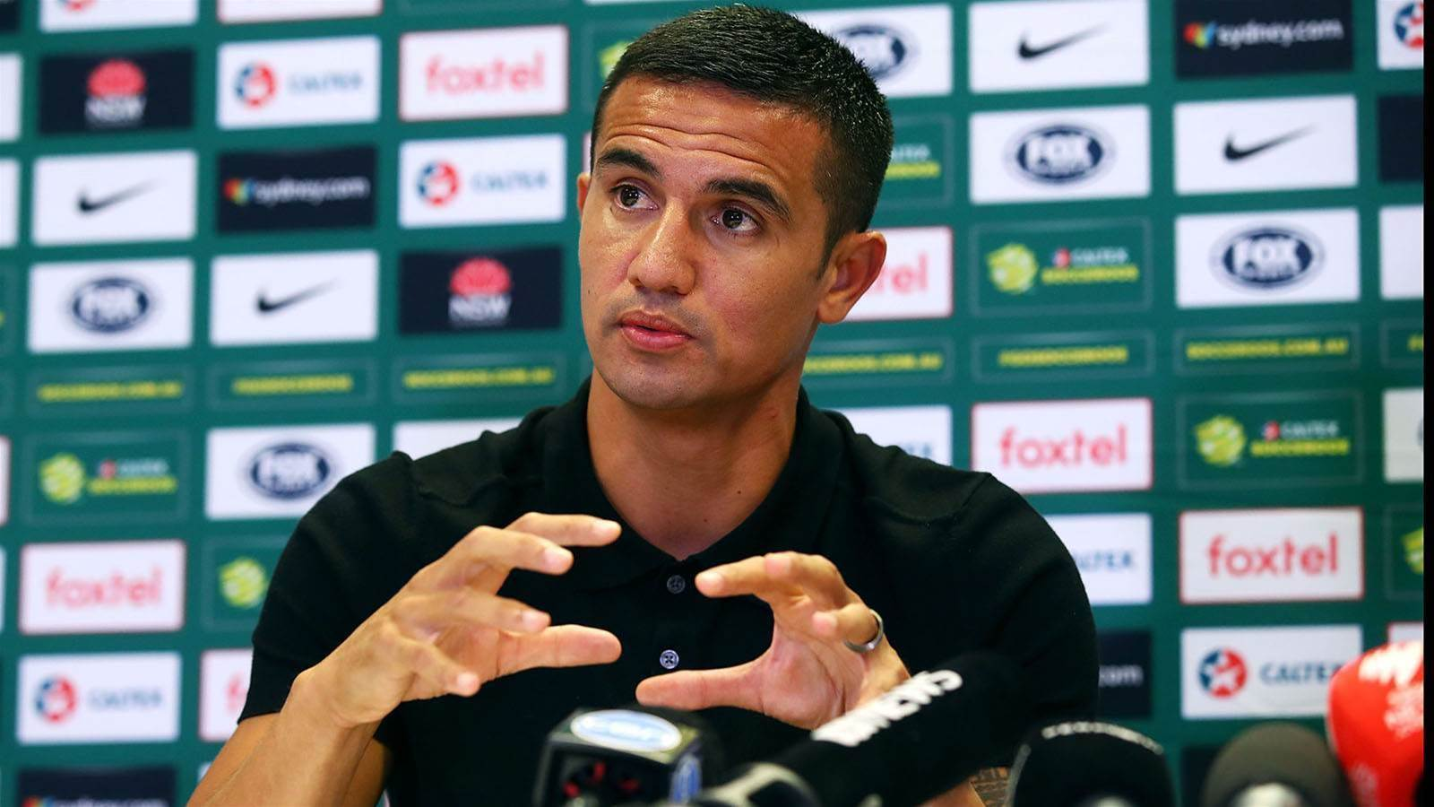 Cahill verdict on the next gen strikers
