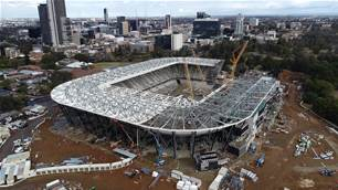Eels seal new Western Sydney stadium deal