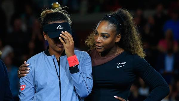 Williams, Na, Osaka: The greatest tennis moments of the decade