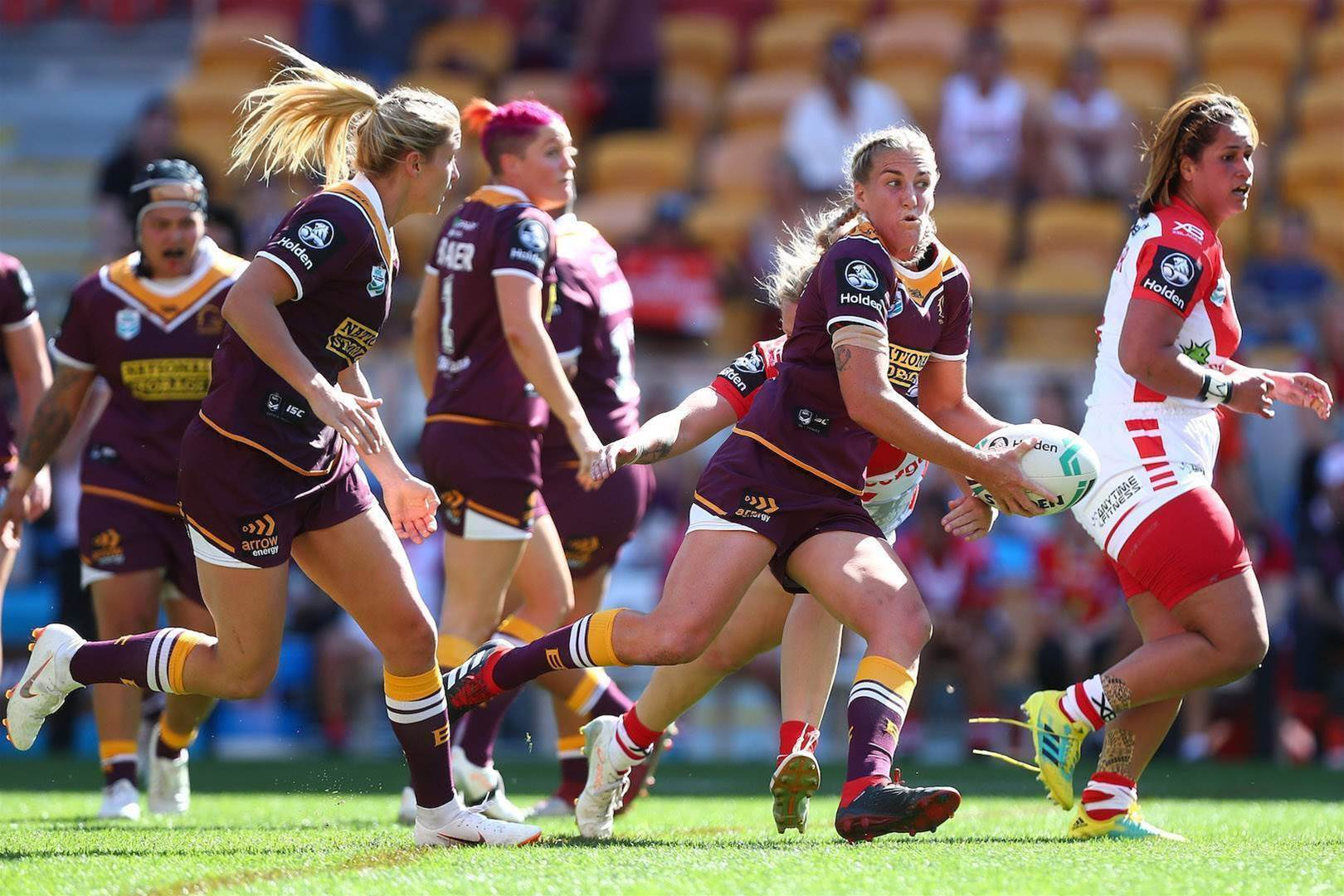 Broncos prove superior over Dragons