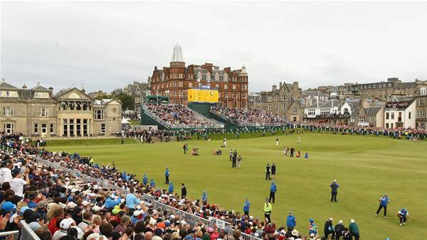 St Andrews to host 2021 Open Championship