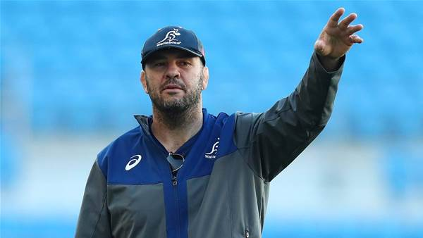 Cheika drafts new faces for struggling Wallabies tour