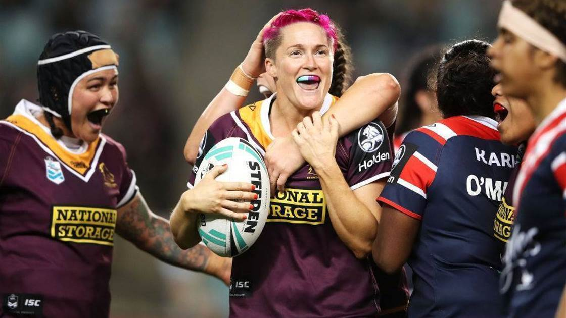 Confirmed! NRLW locks-in every club's 2019 squads