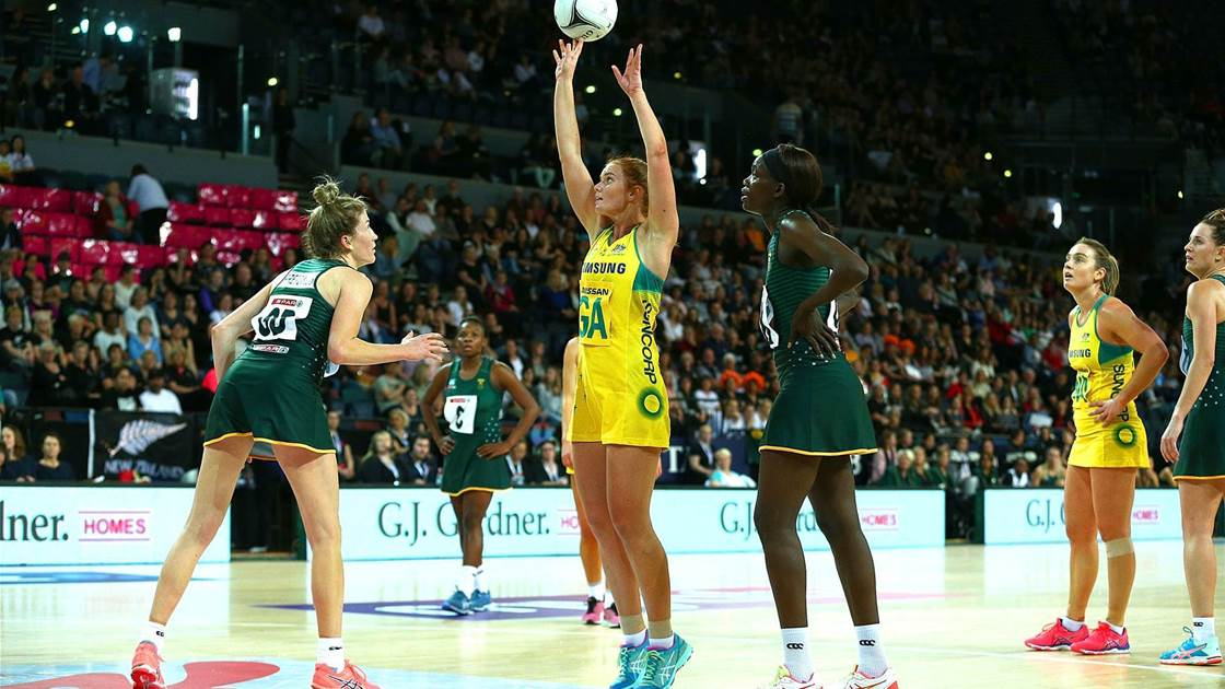 New blood and tough start for Diamonds