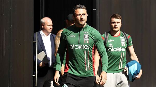 Sam Burgess set to sue