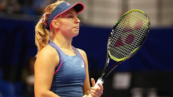Gavrilova Tokyo hopes dashed, Tomljanovic through in Korea