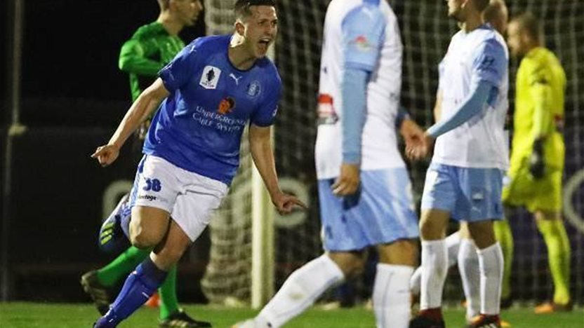 'Second division could overtake A-League in fans' hearts'