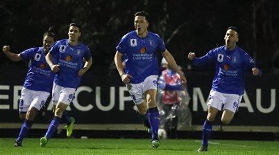 Sydney FC survive almighty FFA Cup scare