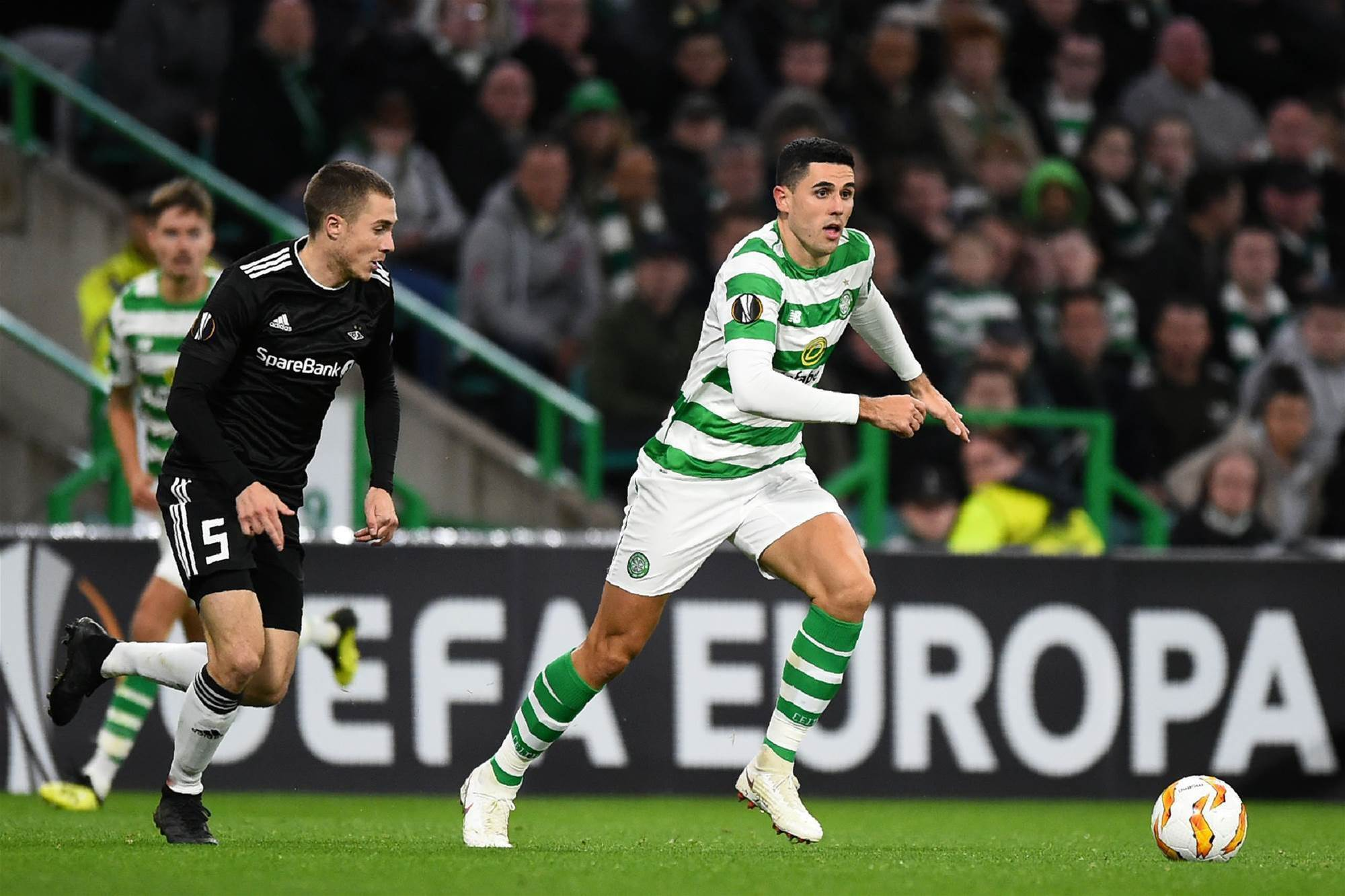 European wins for Rogic & Vukovic