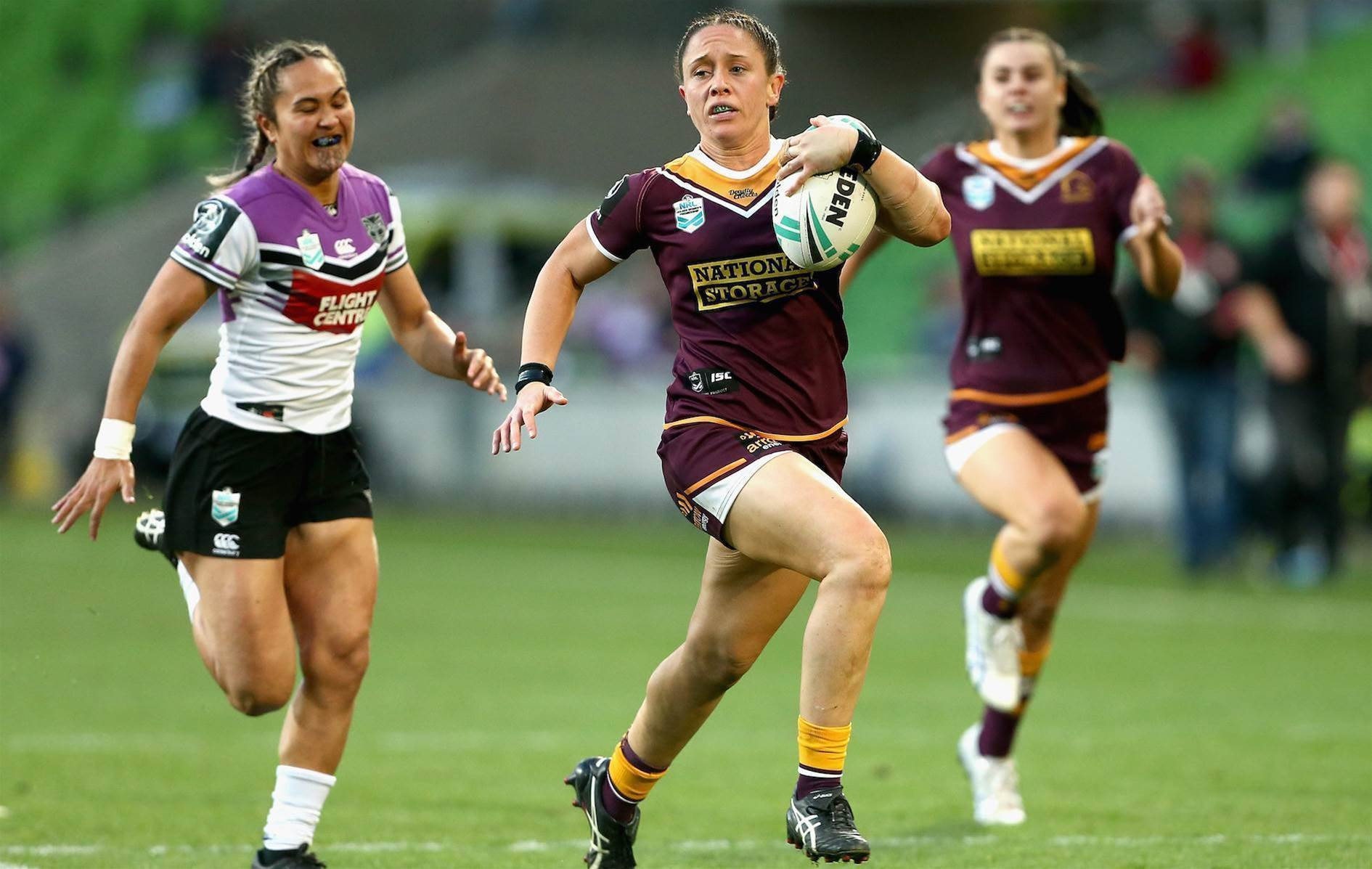 Breayley: Bring on the challenge