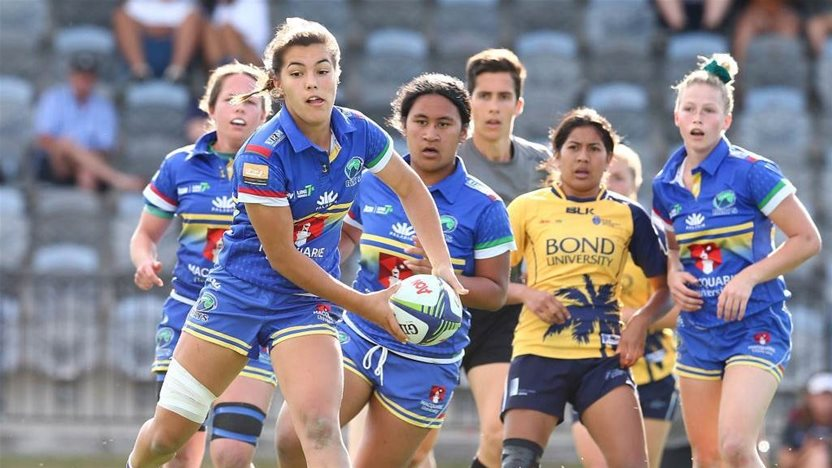 'I'm so blessed': Australia's 'very exciting' next Sevens star