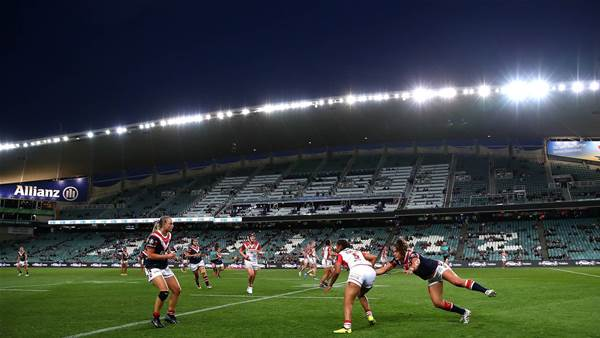 Expansion on hold for NRLW