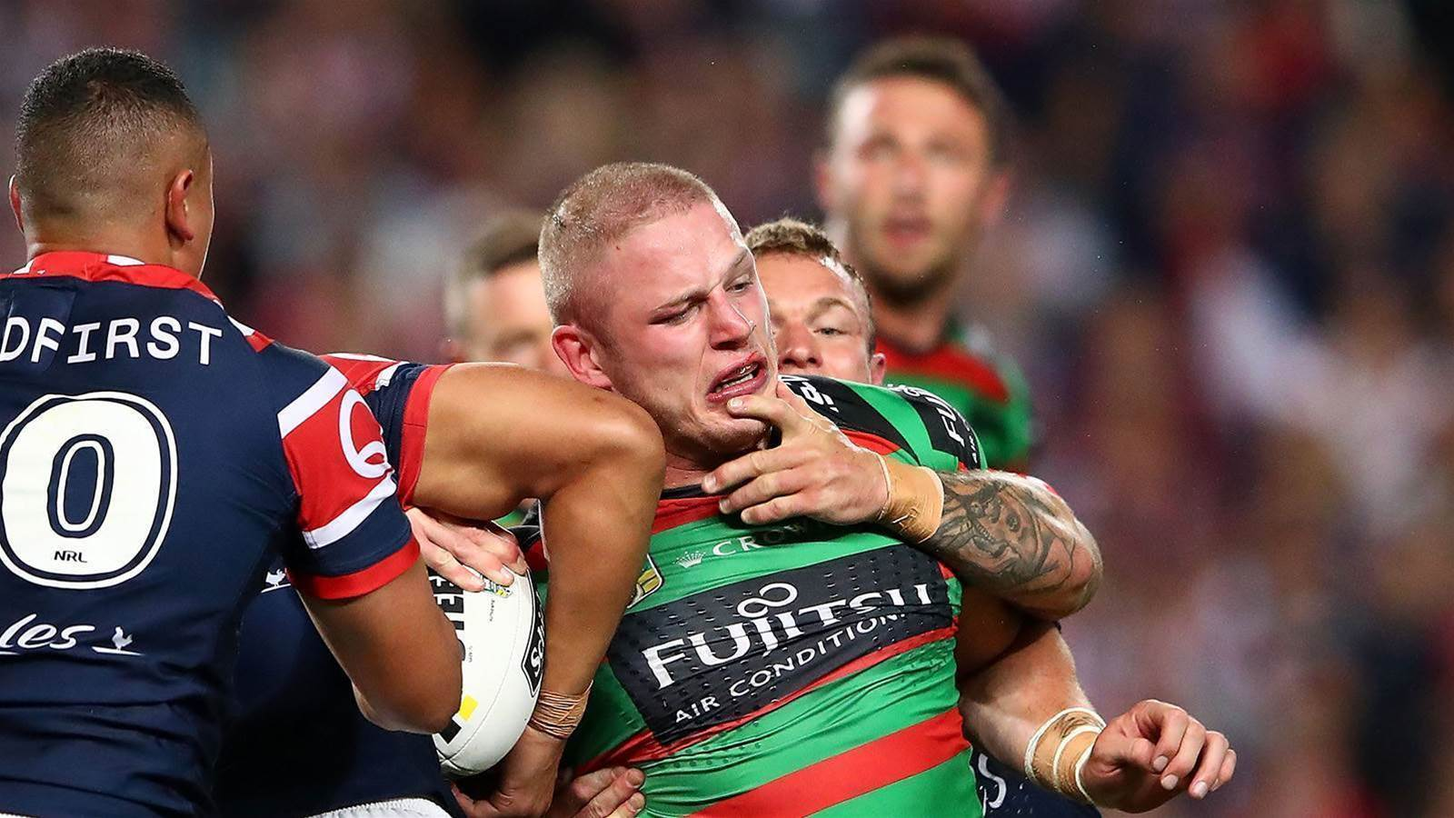 Burgess reacts to ban